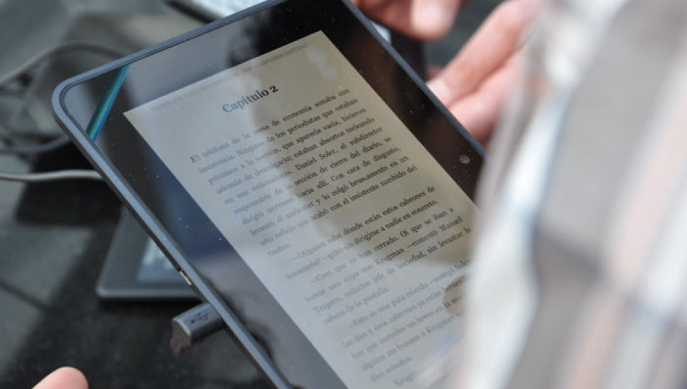 e-reader Kindle de Amazon