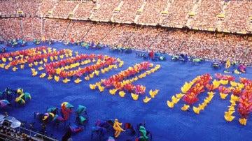 Inauguración Barcelona'92.