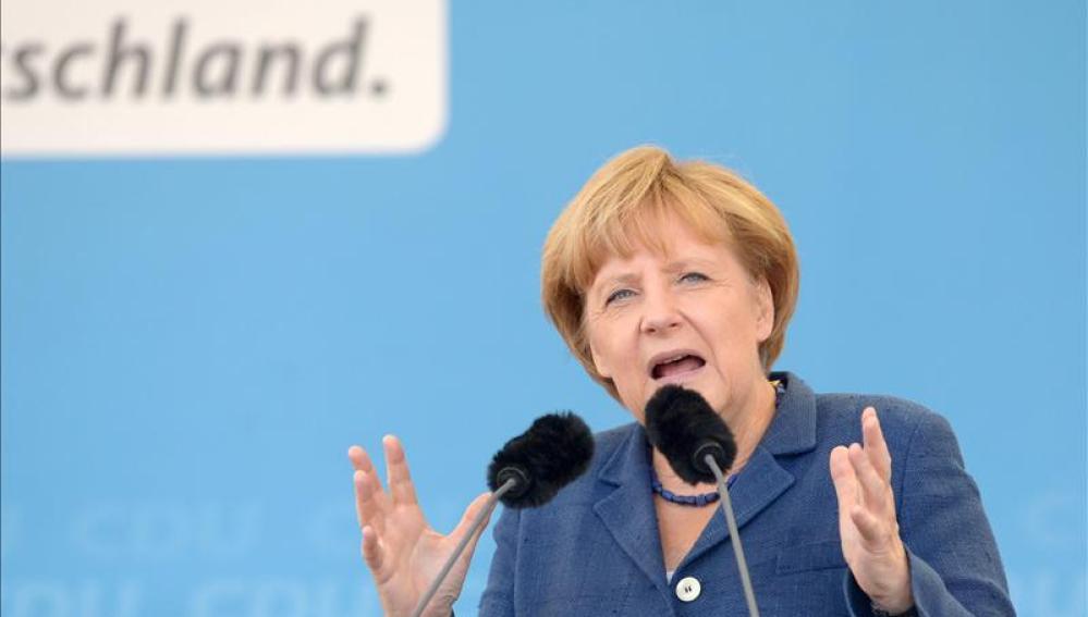 Alemania apuesta por buscar alternativas a la intervención militar en Siria