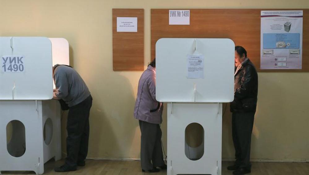 Elecciones municipales en Rusia