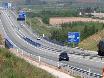 Tramo de autopista