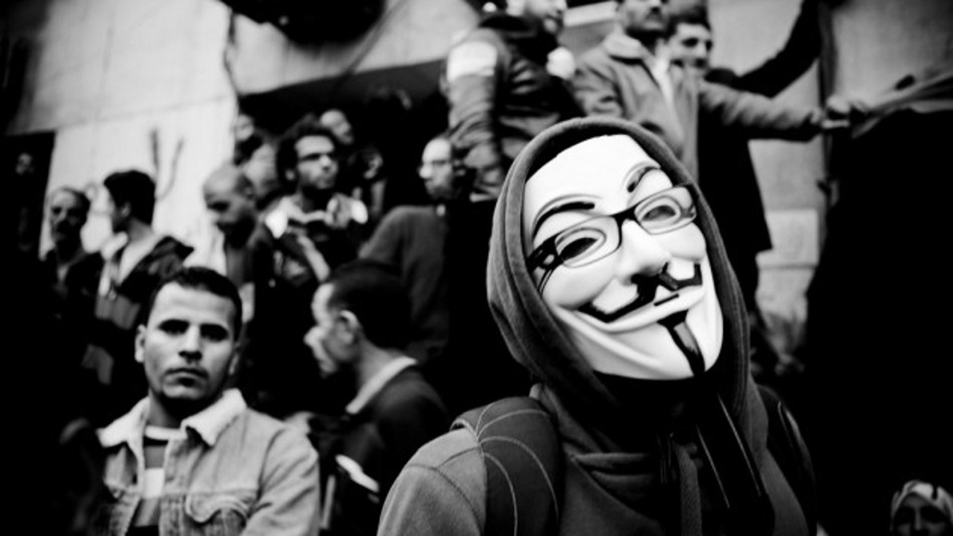 Una imagen de la Primavera Árabe en Egipto