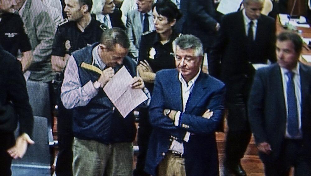 Julián Muñoz y Juan Antonio Roca