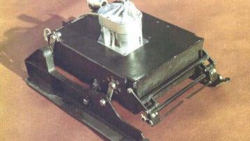 La Marsnik 2, el primer artefacto humano en tocar la superficie de Marte