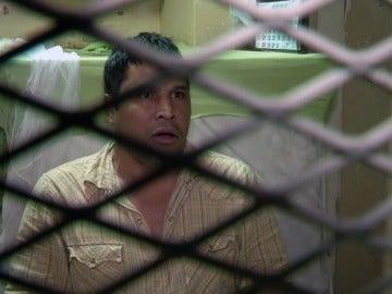 Uno de los presos peligrosos de La Reforma