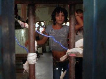 Travesti en la cárcel de Costa Rica