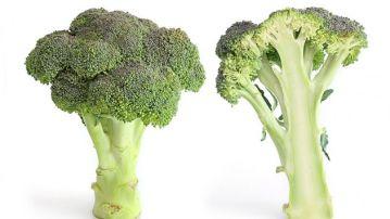 Vegetales como el brócoli sirven para crear compuestos que pueden proteger frente a la radiación