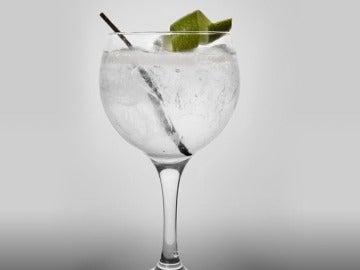 Un gin-tonic