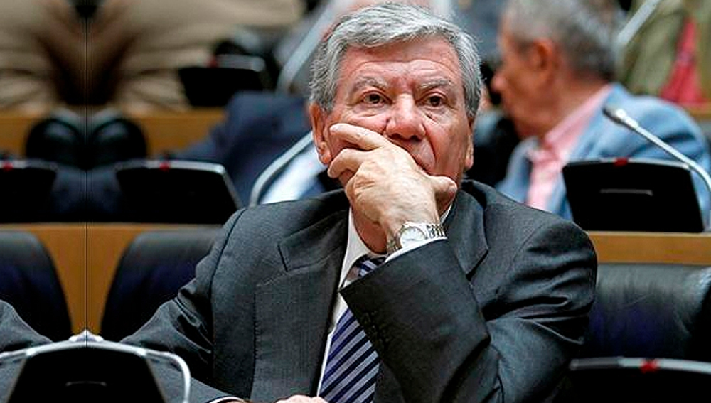 José Luis Corcuera visita laSexta Noche