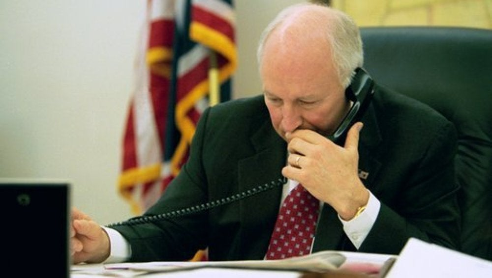 Dick Cheney, exvicepresidente de EEUU