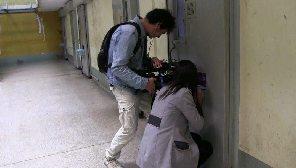 Alejandra Andrade entrevista a los presos
