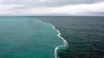 Encuentro el Mar Báltico y el Mar del Norte