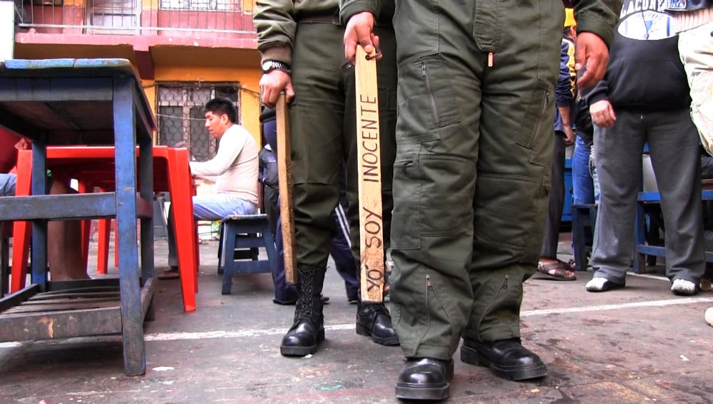 El recuento en Bolivia