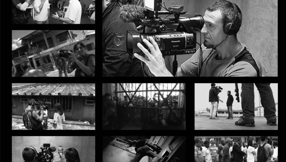 Exposición fotográfica '25 FRAMES' de 'Encarcelados'