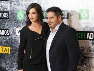 Jalis de laSerna y Alejandra Andrade en '25 FRAMES'