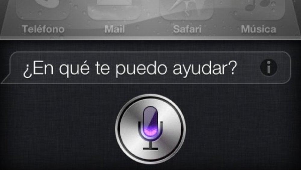 Siri, asistente de voz de Apple
