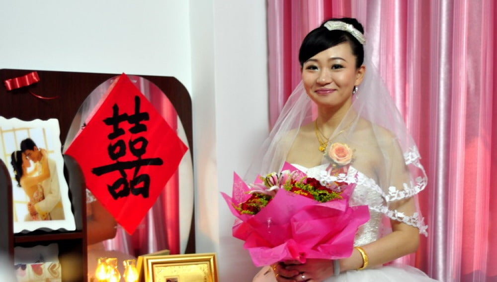 Ordenar novia buscando extranjeros