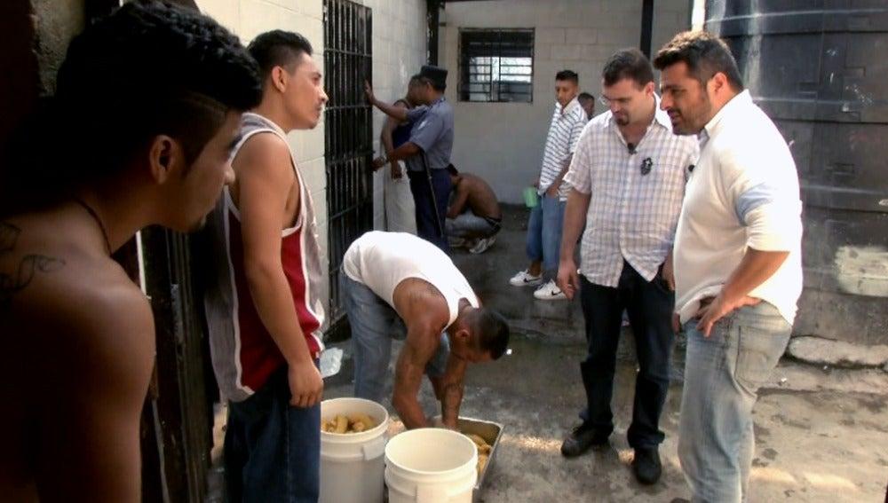 La hora de la comida en Cojutepeque