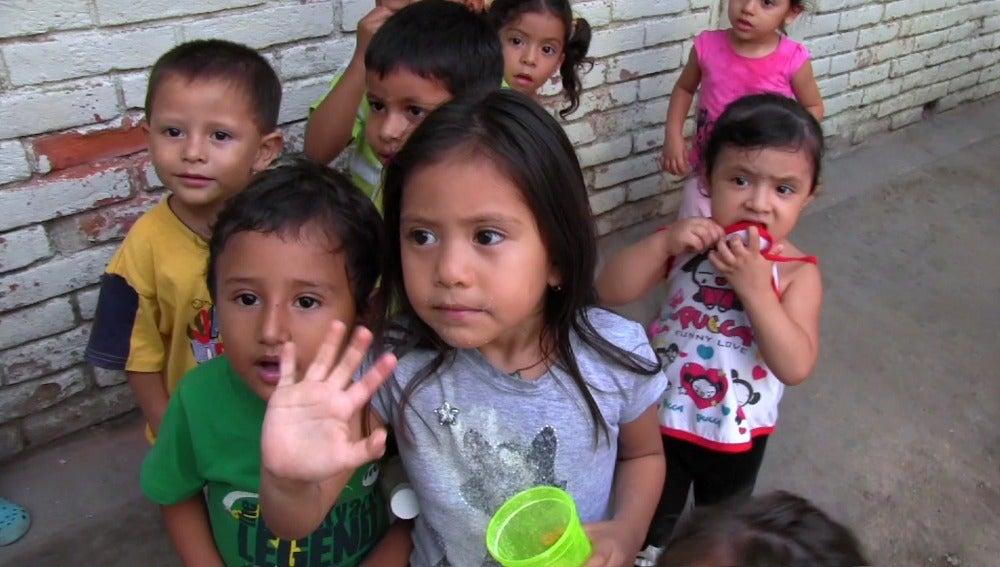 Los niños de la cárcel de El Salvador