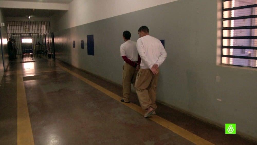 Españoles presos en Brasil