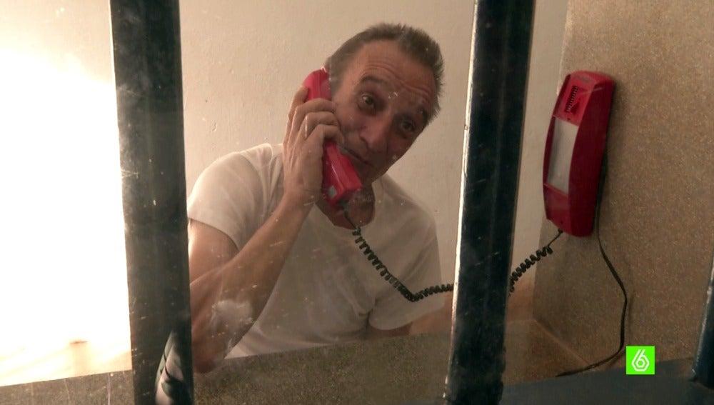 Hombre de Vallecas preso en Brasil