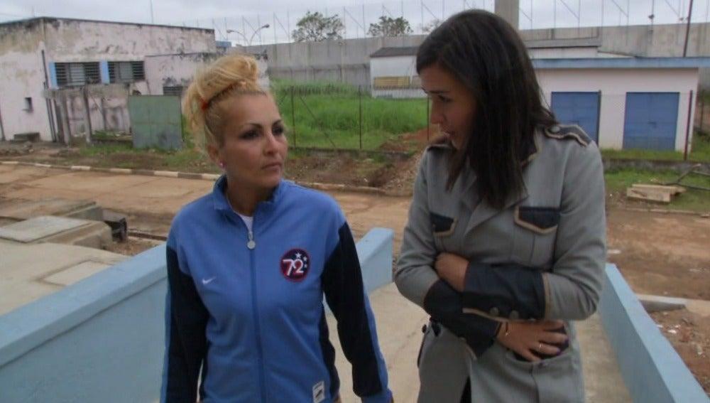 Rocío y Alejandra
