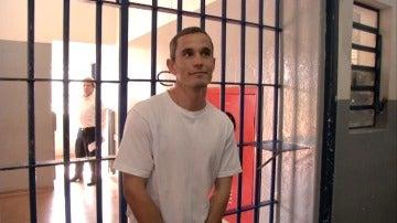Jesús, un preso en Brasil