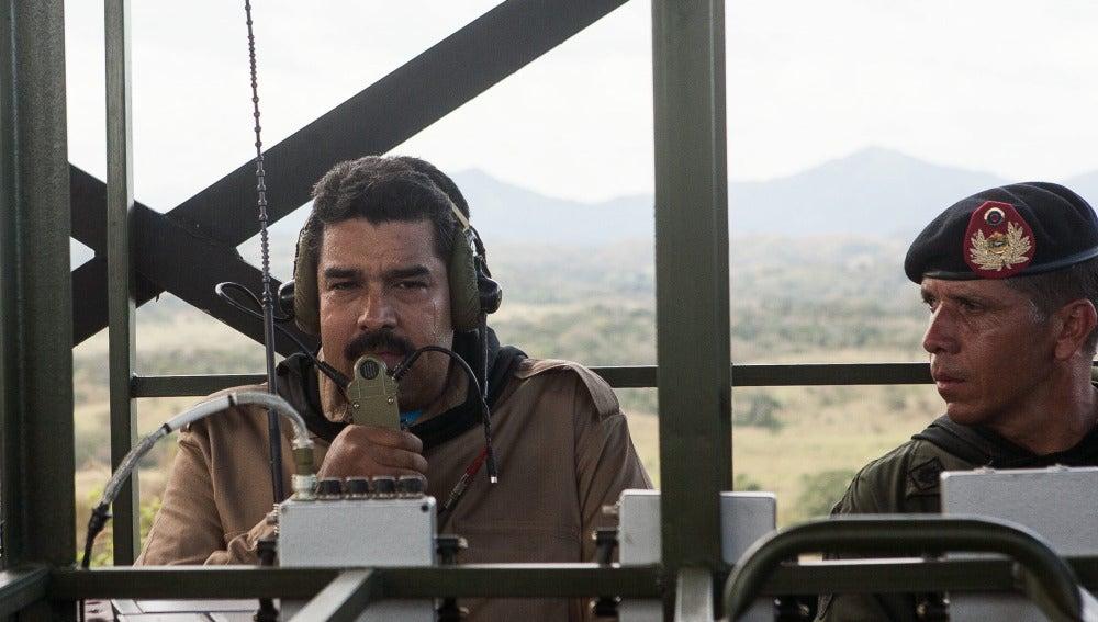 Nicolás Maduro le declara la guerra al capitalismo americano y a la burguesía