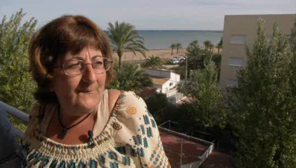 Lola cuenta su historia en España