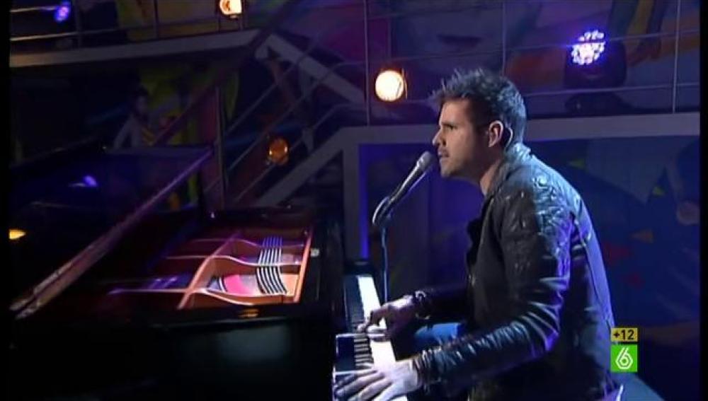 Pablo López en 'En el aire'