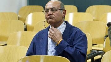La Audiencia Nacional concluye el juicio a Díaz Ferrán por fraude fiscal
