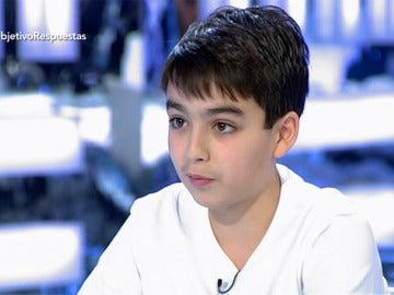 El niño que logró entrevistar a Mariano Rajoy