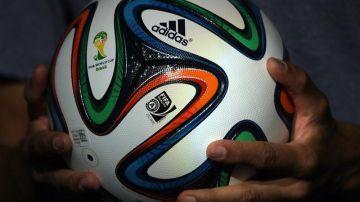 Brazuca, balón de Brasil 2014