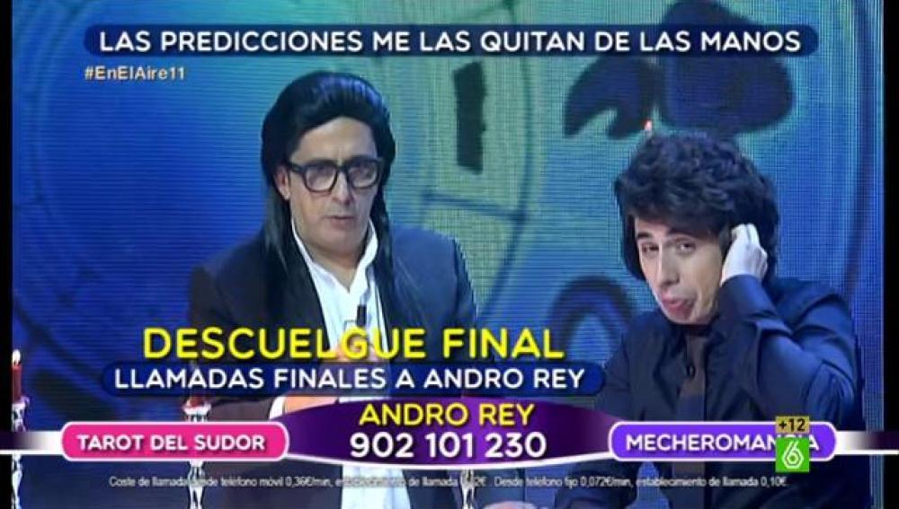 El show de Andro Rey