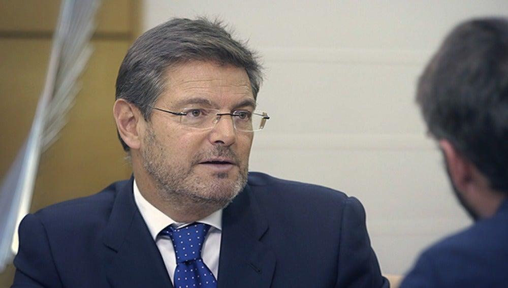 Rafael Catalá, secretario de Estado de Infraestructuras y número dos de Fomento