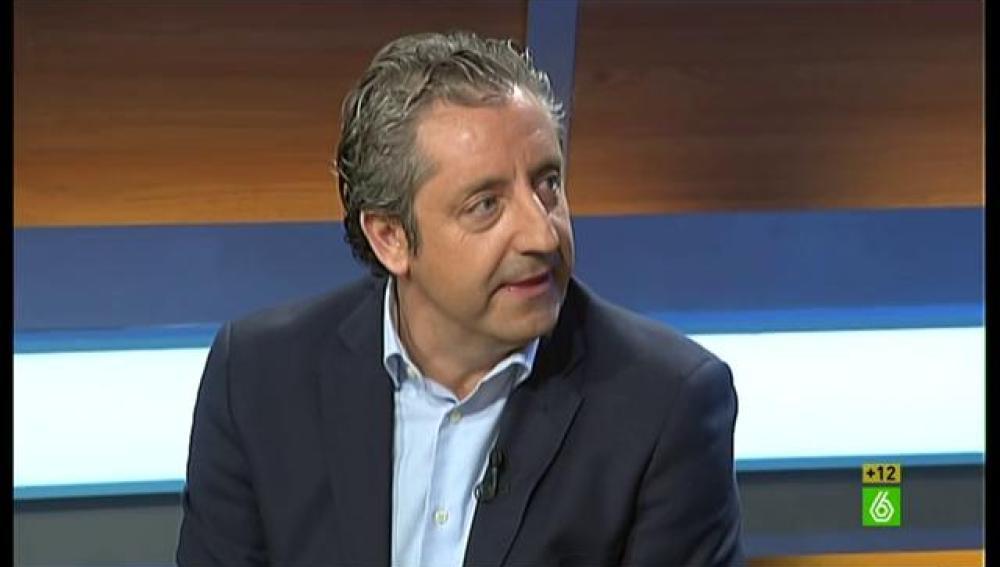 Josep Pedrerol en En el aire