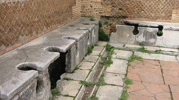 Letrinas romanas