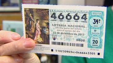 El número de preso de Mandela, en la Lotería