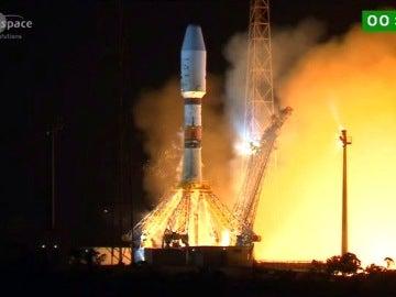 Lanzan con éxito el satélite Gaia