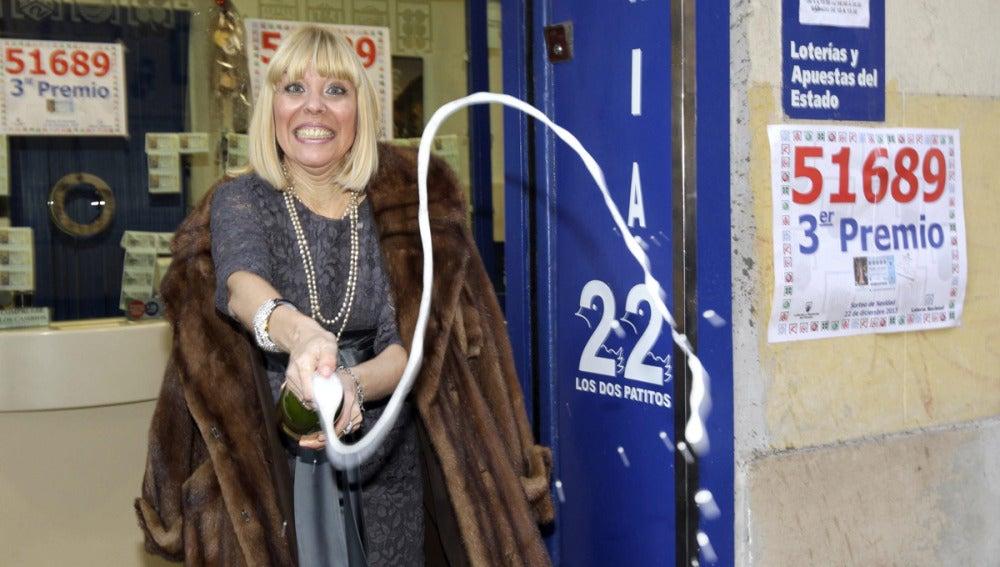 La administración 22 de Zaragoza ha vendido 30 series del tercer premio
