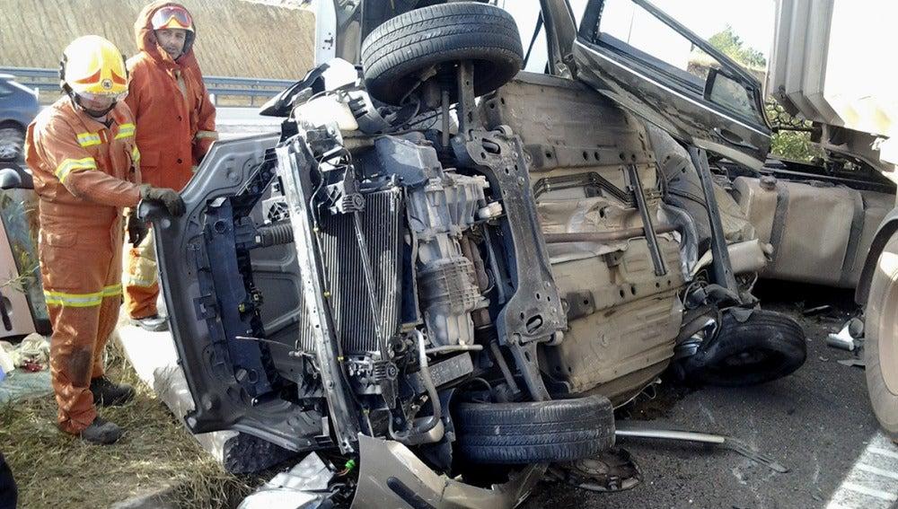 El primer fin de semana de las vacaciones de Navidad deja nueve muertos en las carreteras