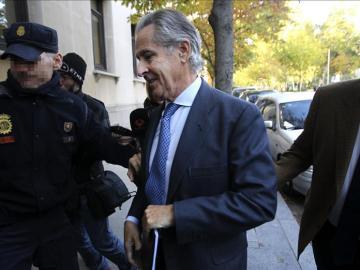 El expresidente de Caja Madrid Miguel Blesa