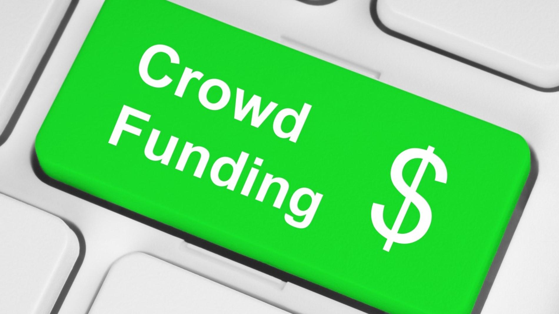 Solamente hace falta que todos usemos el crowdfunding