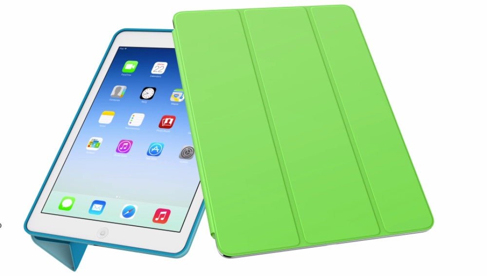 iPad Air con Smart Case