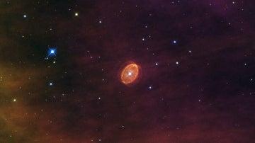 Hubble descubre una supernova