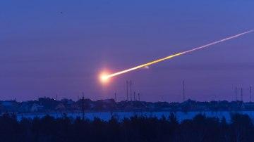 El meteorito de Cheliábinsk fue el más grande registrado en más de 100 años.