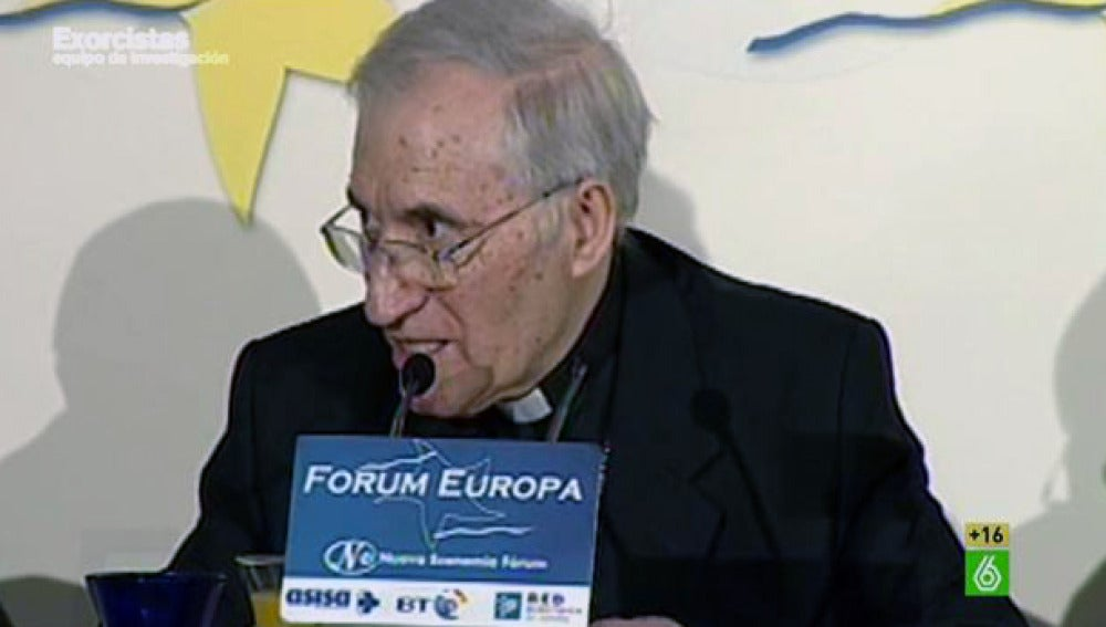 """Vidal: """"Rouco está convencido de que Madrid es una ciudad del pecado"""""""