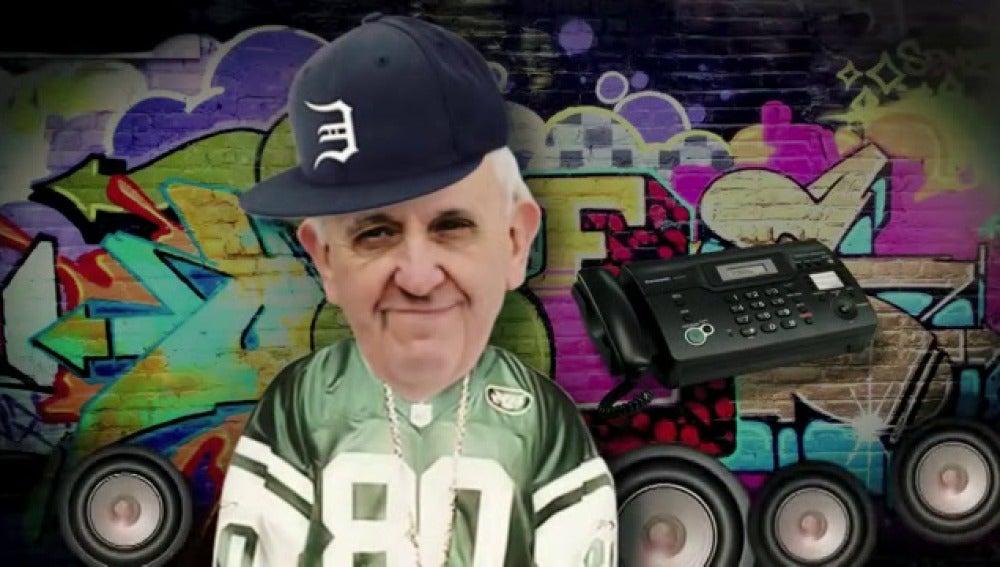 El rap del papa Francisco