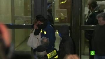Bombero detenido en Gamonal