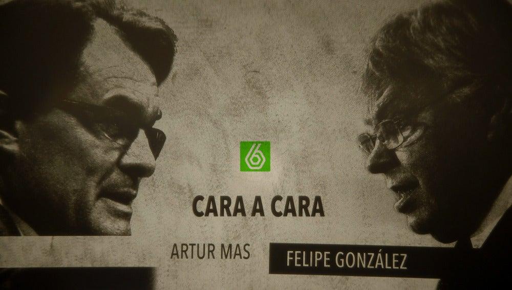 Vuelve 'Salvados' con Artur Mas y Felipe González